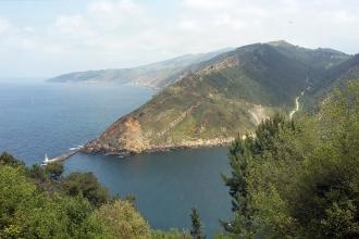 Iban Regnier - tourisme Euskadi Pays Basque - balade mer 02