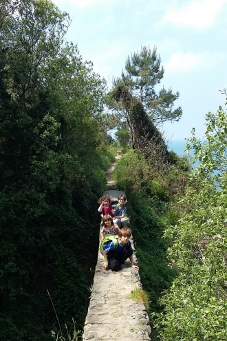 Iban Regnier - tourisme Euskadi Pays Basque - balade mer 03