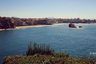 Iban Regnier - tourisme Euskadi Pays Basque - balade mer 09