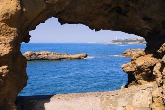 Iban Regnier - tourisme Euskadi Pays Basque - balade mer 12