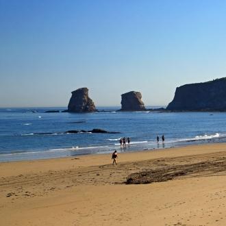 Iban Regnier - tourisme Euskadi Pays Basque - balade mer 14