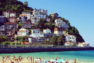 Iban Regnier - tourisme Euskadi Pays Basque - balade mer 16