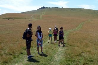 Iban Regnier - tourisme Euskadi Pays Basque - balade montagne 02