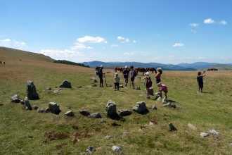 Iban Regnier - tourisme Euskadi Pays Basque - balade montagne 03