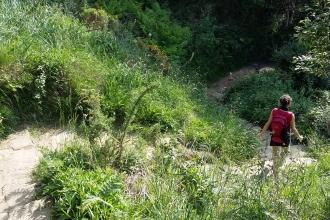 Iban Regnier - tourisme Euskadi Pays Basque - balade montagne 08
