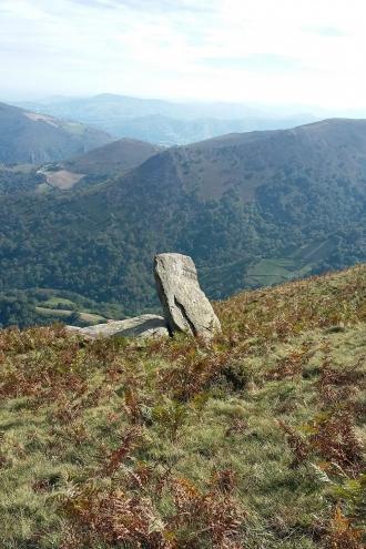 Iban Regnier - tourisme Euskadi Pays Basque - balade montagne 14