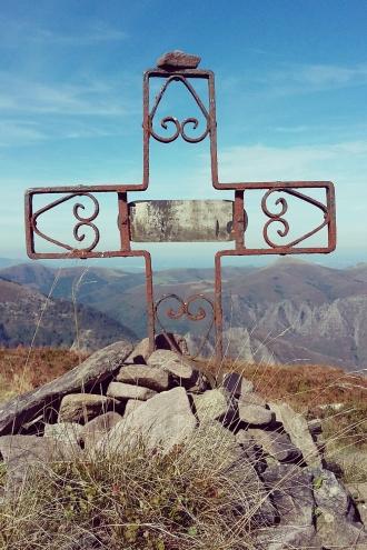 Iban Regnier - tourisme Euskadi Pays Basque - balade montagne 18