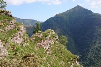 Iban Regnier - tourisme Euskadi Pays Basque - balade montagne 29