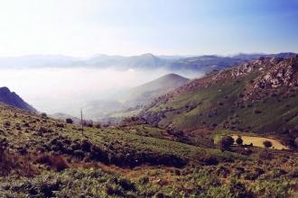 Iban Regnier - tourisme Euskadi Pays Basque - balade montagne 31