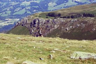 Iban Regnier - tourisme Euskadi Pays Basque - balade montagne 40