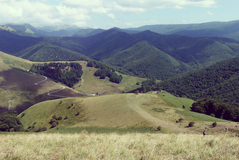 Iban Regnier - tourisme Euskadi Pays Basque - balade montagne best05
