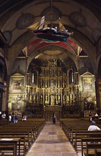 Iban Regnier - tourisme Euskadi Pays Basque - balade patrimoine 01