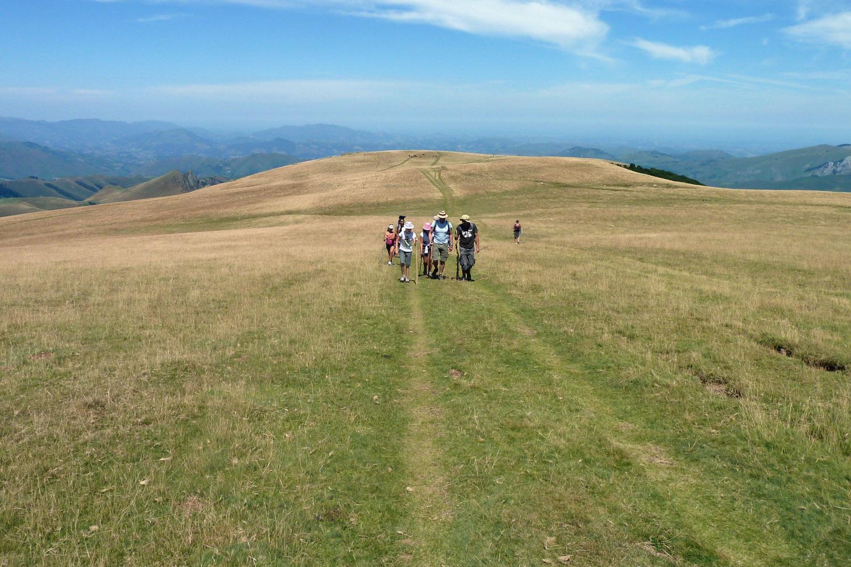 Iban Regnier - tourisme Euskadi Pays Basque - balade montagne best02