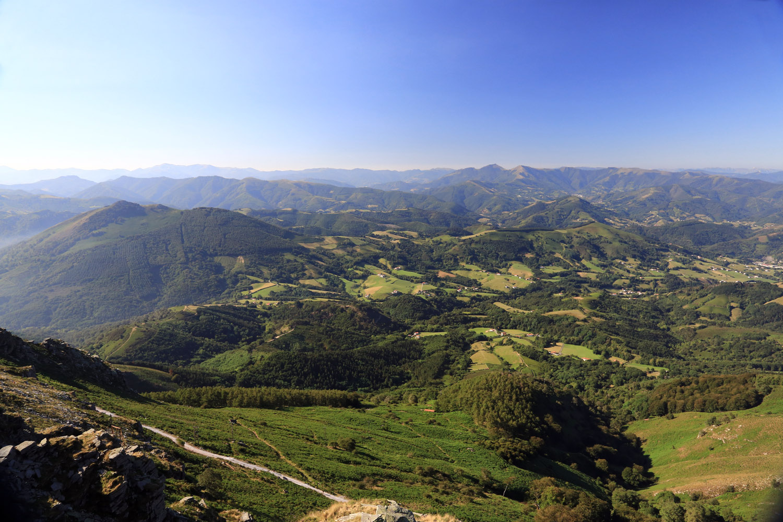 Iban Regnier - tourisme Euskadi Pays Basque - balade montagne best07